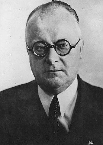 Sudetendeutscher Schriftsteller Hans Watzlik (1879-1948)