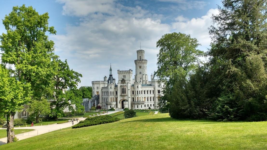 Schloss Hluboká nad Vltavou