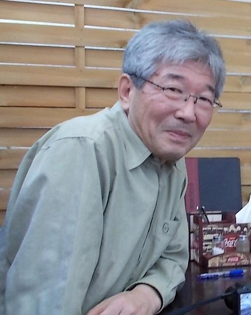 Prof. Hiroshi Asano (Foto: K. Kountouroyanis)