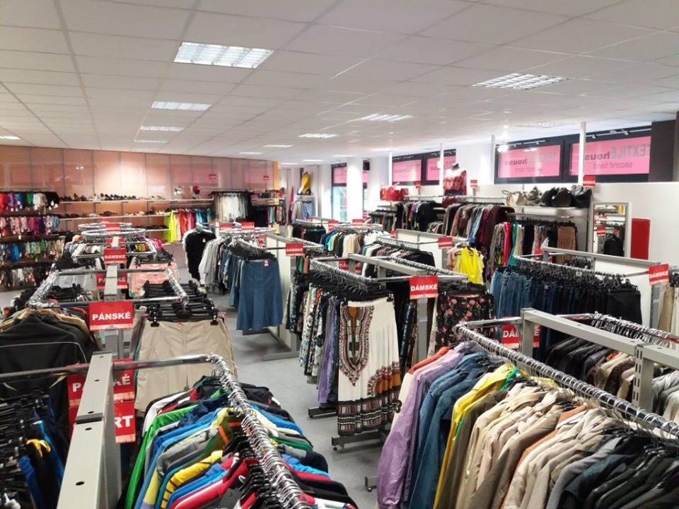 Secondhand Kleidung Textile House Prag Prag Aktuell