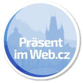 präsent im web cz