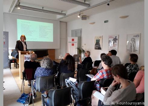 Erster Konferenztag im Österreichischen Kulturforum