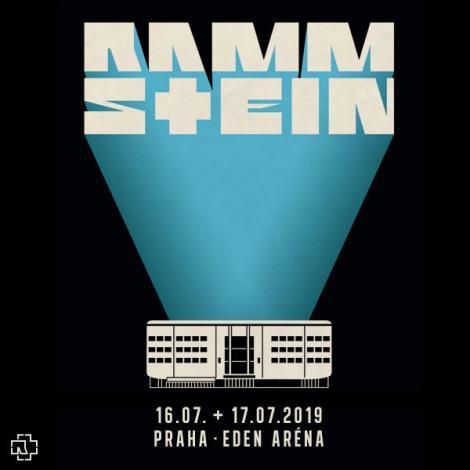 Rammstein live 2019 in Prag: Zwei Open-Air-Konzerte im