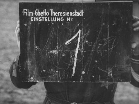 Film im Ghetto Theresienstadt