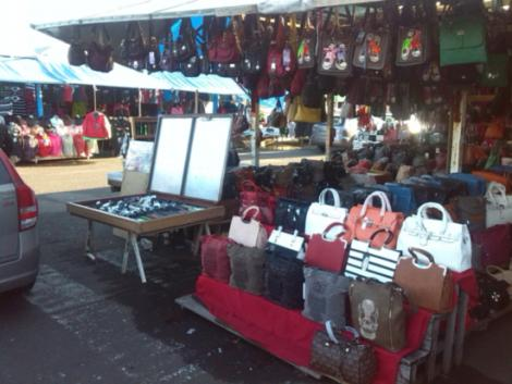 Vietnamesenmarkt Tschechien