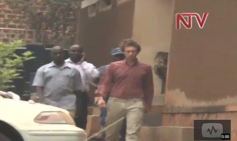 NTV Uganda: Bericht über festgenommenen Tschechen