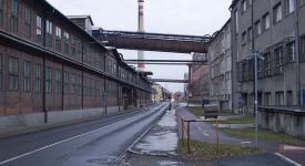 Ostrava-Vítkovice, Výstavní ulice