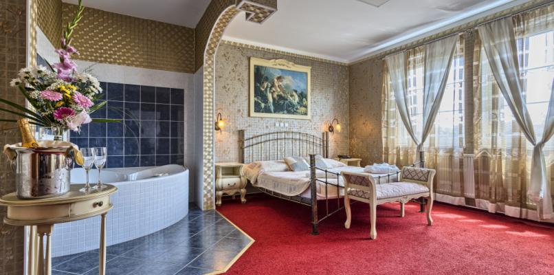 Wellneb Prag Hotel